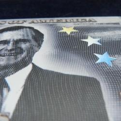 ETATS UNIS - Billet de 5 Dollars - Serie Présidents : George HW Bush - 2018