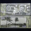 ETATS UNIS - Billet de 10 Dollars - Serie Présidents: Bill Clinton - 2018 USPresid10