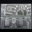 ETATS UNIS - Billet de 20 Dollars - Serie Présidents : George W Bush - 2018