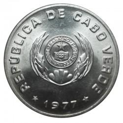 CAP VERT - PIECE de 50 Centavos - 1977