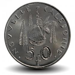 NOUVELLE CALEDONIE - PIECE de 50 Francs - 2009