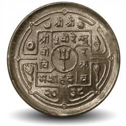 NEPAL - PIECE de 50 Paisa - 1982 - २०३९