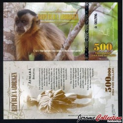 REPUBLICA ABORIGEN - 500 DOLLARS - 2014