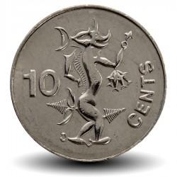 SALOMONS - PIECE de 10 Cents - 2010
