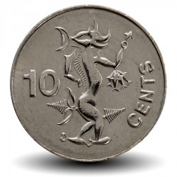 SALOMON - PIECE de 10 Cents - 2010