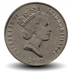 SALOMON - PIECE de 10 Cents - 2010