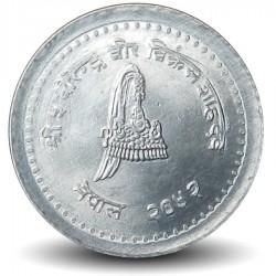 NEPAL - Pièce de 50 Paisa - Bodnath - 1995