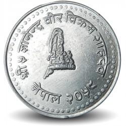 NEPAL - Pièce de 50 Paisa - Bodnath - 2002