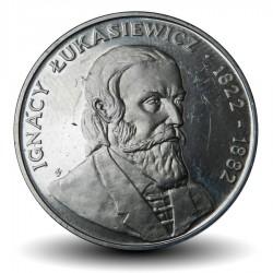 POLOGNE - PIECE de 50 Zlotych - Ignacy Lukasiewicz - 1983