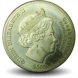 ILE GOUGH / TRISTAN DA CUNHA - PIECE de 20 Pence - Petrel - 2009