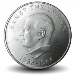 ALLEMAGNE DE L'EST / DDR - PIECE de 20 Marks - Ernst Thälmann - 1971