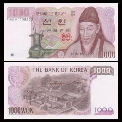CORÉE DU SUD - Billet de 1000 Won - 1983
