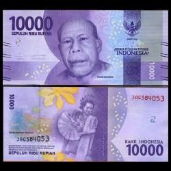 INDONESIE - Billet de 10000 Rupiah - 2018 P157c