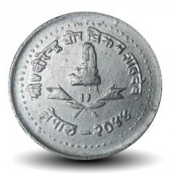 NEPAL - PIECE de 10 Paisa - 1987 - २०४४ Km#1014.2