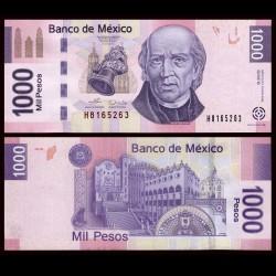 MEXIQUE - BILLET de 1000 Pesos - Miguel Hidalgo y Costilla - 22.11.2006