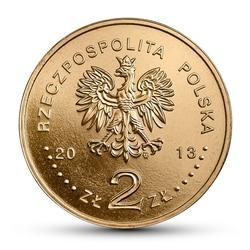 POLOGNE - PIECE de 2 ZLOTE - Witold Lutosłsawski - 2013