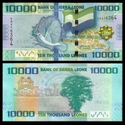 SIERRA LEONE - Billet de 10000 Leones - 04.08.2013
