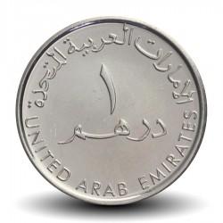 ÉMIRATS ARABES UNIS - Pièce de 1 Dirham - Année de Zayed - 2018