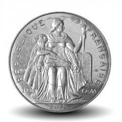 NOUVELLE CALEDONIE - PIECE de 5 Francs - 2010 - Oiseau Cagou