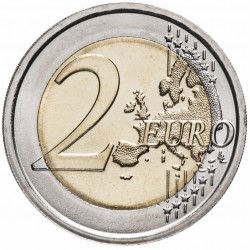 SLOVENIE - PIECE de 2 Euro - Emona - 2015
