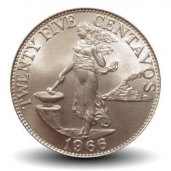 PHILIPPINES - PIECE de 25 Centavos - 1966 Km#189.2