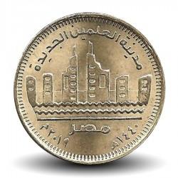 EGYPTE - PIECE de 50 Piastres - El-Alamein - 2019