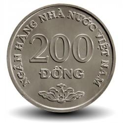 VIETNAM - PIECE de 200 Dong - 2003 Km#71