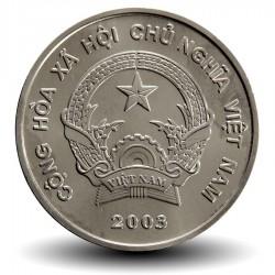 VIETNAM - PIECE de 200 Dong - 2003