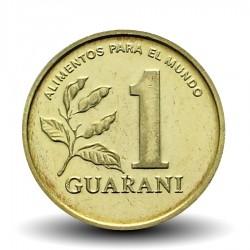 PARAGUAY - PIECE de 1 Guarani - Soldat paraguayien - Fao - 1993