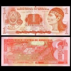 HONDURAS - Billet de 1 Lempira - 12.06.2014
