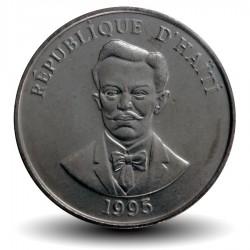 HAITI - PIECE de 20 Centimes - Charlemagne Peralte - 1995 Km#152a