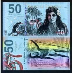 TOROGUAY - Billet de 50 LIXO - Reine Luzi do Brilho - 2018