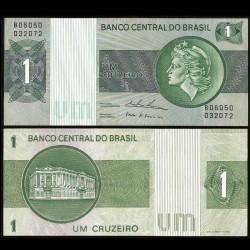 BRESIL - Billet de 1 Cruzeiros - 1975