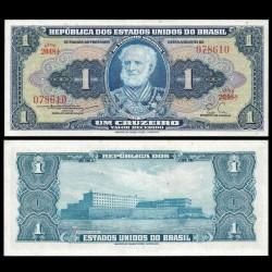 BRESIL - Billet de 1 Cruzeiro - 1954