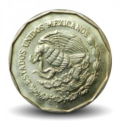 MEXIQUE - PIECE de 50 Centavos - 2008