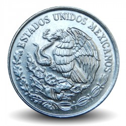 MEXIQUE - PIECE de 10 Centavos - 2008