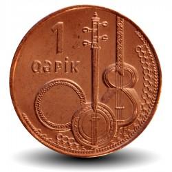 AZERBAÏDJAN - SET de 6 PIÈCES - 1 3 5 10 20 50 QAPIK - 2003