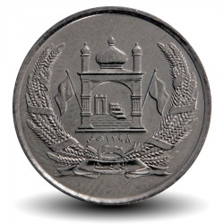 AFGHANISTAN - PIECE de 2 Afghanis - 2004