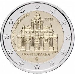 GRECE - PIECE de 2 Euro - Monastère d'Arkadi - 2016 Km#281