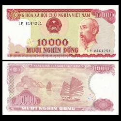 VIETNAM - Billet de 10000 Dong - 1993