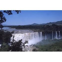 ETHIOPIE - Billet de 1 Birr - Chutes du Nil Bleu - 2003