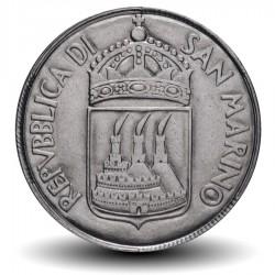 SAINT MARIN / SAN MARINO - PIECE de 50  Lire - La Justice - 1973