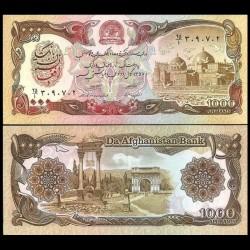 AFGHANISTAN - Billet de 1000 Afghanis - 1979 P61a.2
