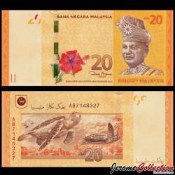 MALAISIE - Billet de 20 Ringgit - 2011