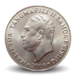 SAMOA - PIECE de 10 Sene - Taro - 2000