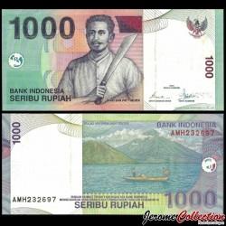 INDONESIE - Billet de 1000 Rupiah - 2003 P141d