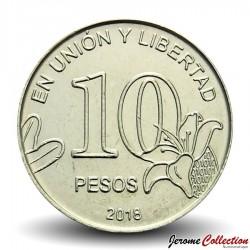 ARGENTINE - PIECE de 10 Pesos - Arbre Calden - 2018 Km#New