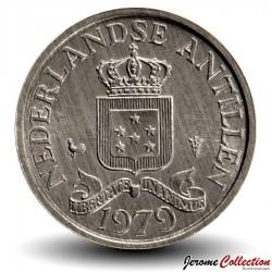 ANTILLES NEERLANDAISES - PIECE de 1 Cent - 1979