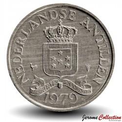 ANTILLES NEERLANDAISES - PIECE de 2½ Cents - 1979