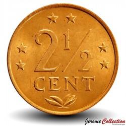 ANTILLES NEERLANDAISES - PIECE de 2½ Cents - 1978